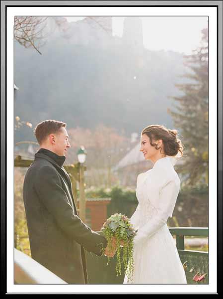 Weidinger Photo - Hochzeit Paarshooting