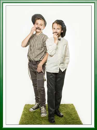Weidinger Photo - Kreative Boys