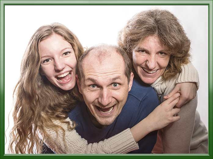 Weidinger Photo - Kreative Familienbilder
