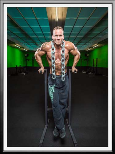Weidinger Photo - Bodybuilder